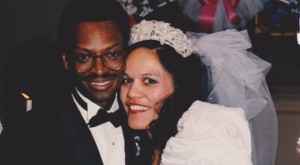 We got married on March 20th, 1993.
