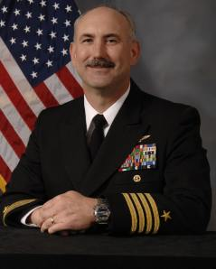 Captain Kevin Hutcheson